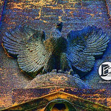 Eagle Monument by jbattdesign