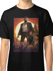 Logan Movie  Classic T-Shirt