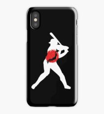 Japan is baseball. iPhone Case/Skin