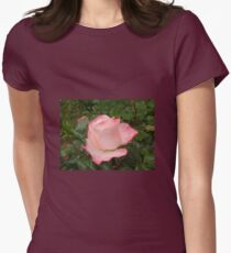 Two shades of pink Women's Fitted T-Shirt