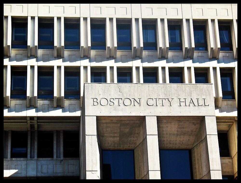 City Hall by Tommy Seibold