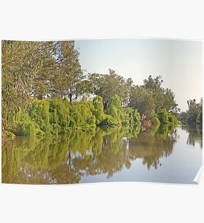 Macquarie River Poster