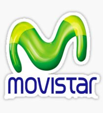 MOVISTAR Sticker