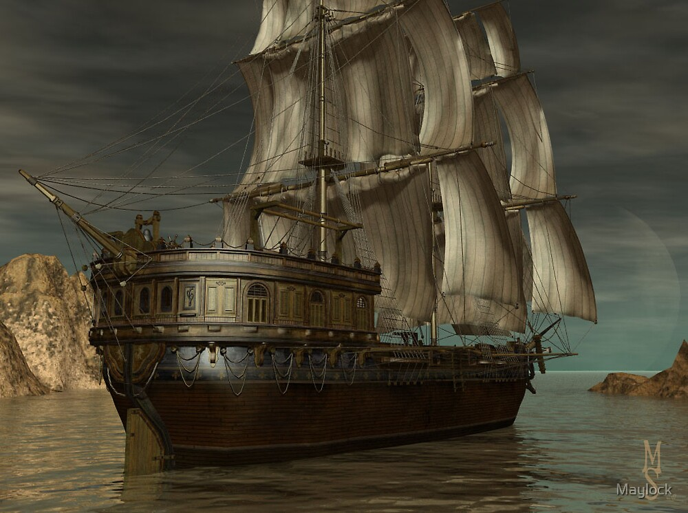 Storm Runner by Maylock