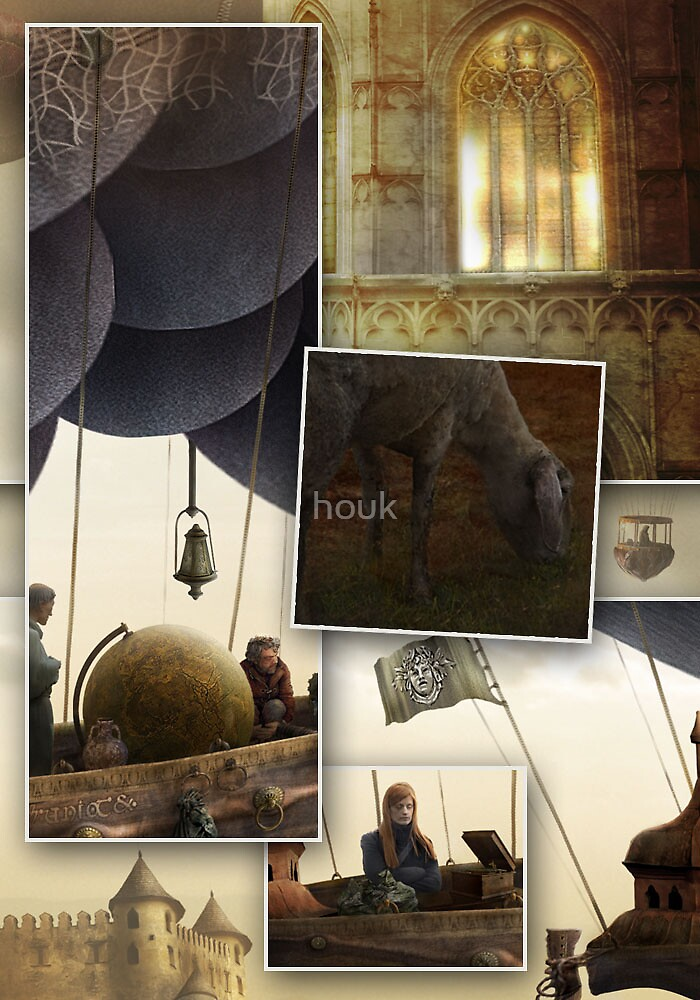 Endless Journey - DETAILS  by houk