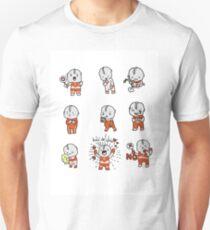 ULTRAMAN KAWAII SET Unisex T-Shirt