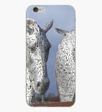 The Kelpies March 2017 iPhone Case