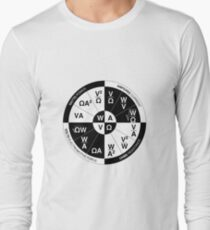 Ohm's Wheel Of Power T-Shirt