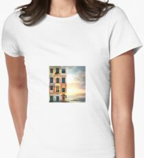 Liguria Womens Fitted T-Shirt