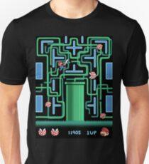 Pac-Mario Unisex T-Shirt