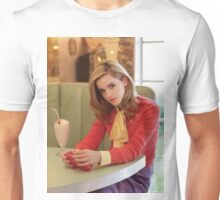 Emma Watson Milkshake Color Unisex T-Shirt