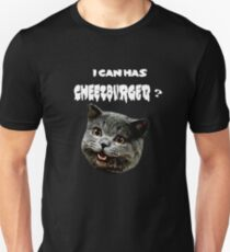 can has cheezburger? Unisex T-Shirt