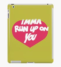 Major Lazer  iPad Case/Skin
