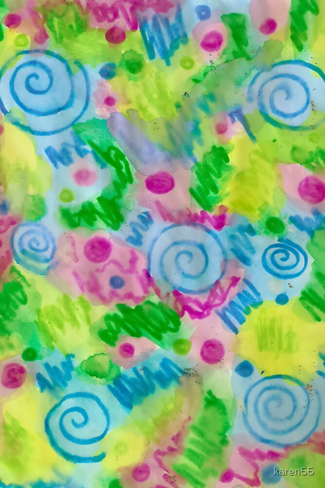 Squiggles and Swirls by karen66