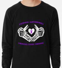 Cystic Fibrosis Heroes Lightweight Sweatshirt