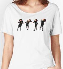 Little Kicks Women's Relaxed Fit T-Shirt