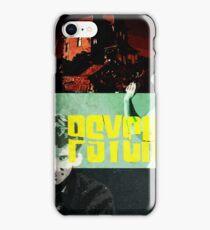 Vintage modern Psycho iPhone Case/Skin