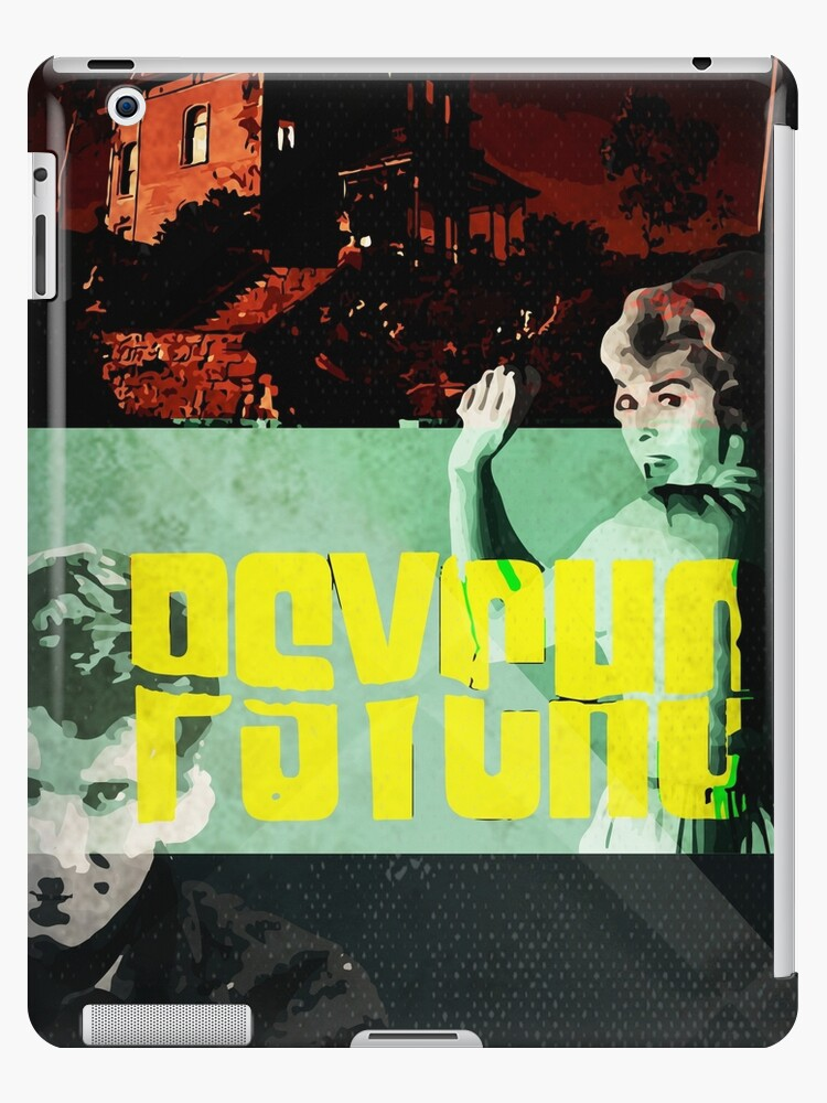 Vintage modern Psycho by Sofie Pettersson