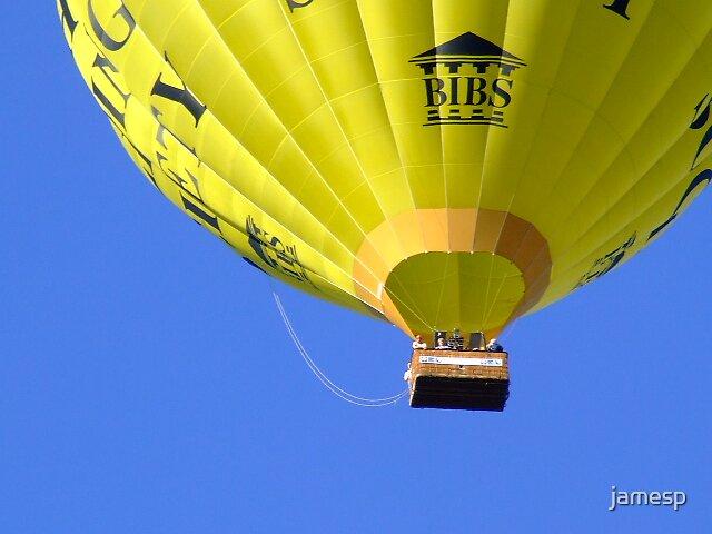 Balloon trip by jamesp