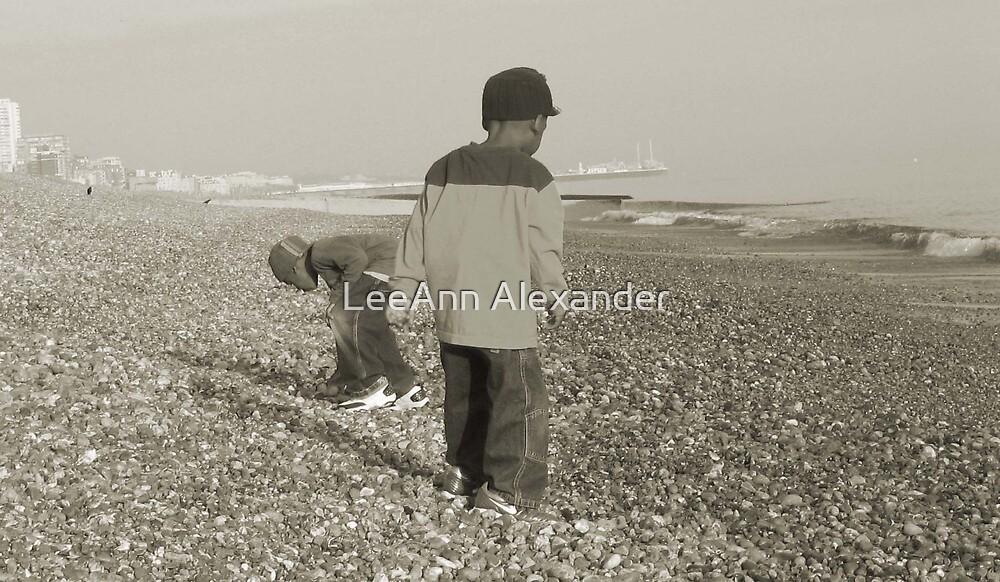 Brighton by LeeAnn Alexander