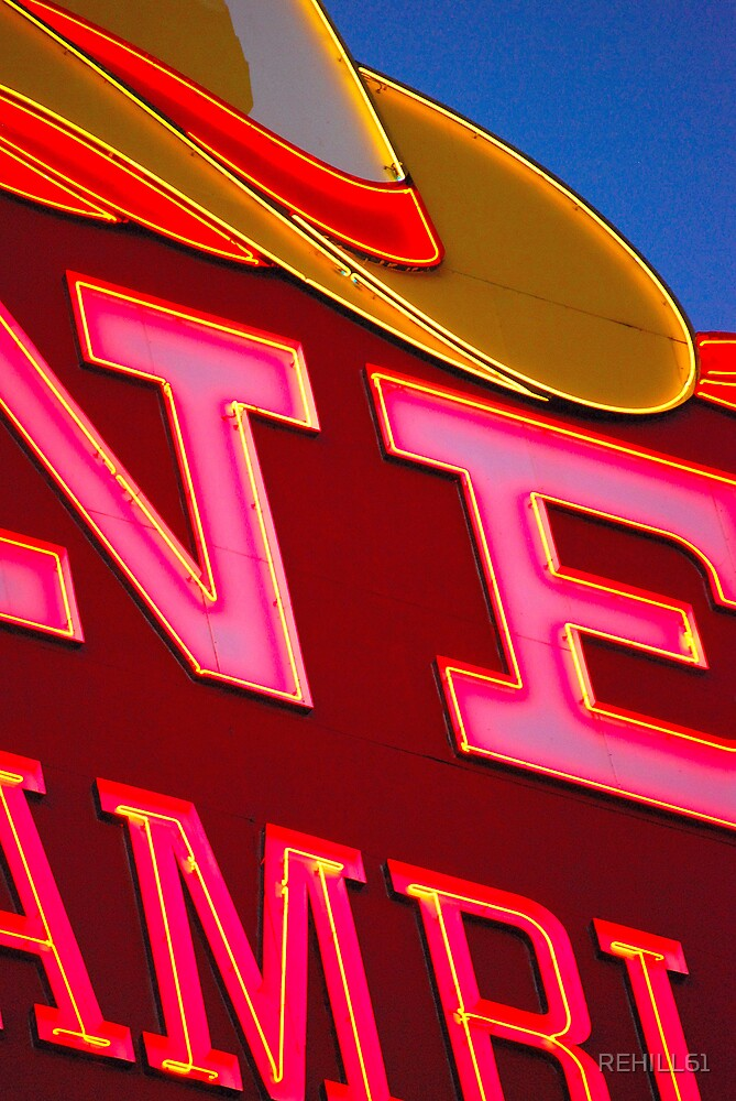 Neon Sign #1 by REHILL61