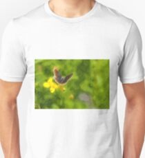 Artwork - Brown Argus Unisex T-Shirt
