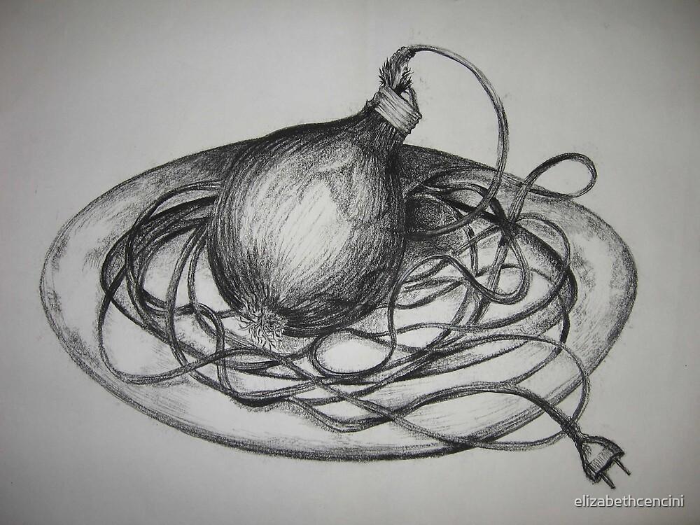 Electro Onion by elizabethcencini