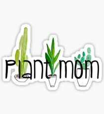 Download Plant Mom: Stickers | Redbubble