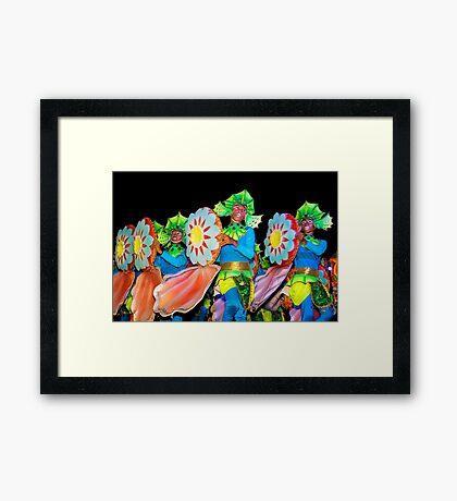 San Augustin - Panglao Framed Print