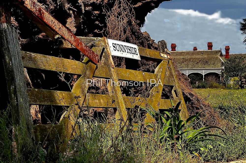 """Sunnyside Farm Gate"" by Phil Thomson IPA"