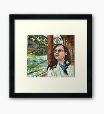 To Travel is a Dream Framed Print