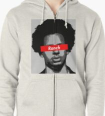 Eric Andre Ranch Zipped Hoodie