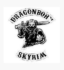Dragonborn (K) Photographic Print