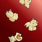Popcorn Cats by Samantha Moore