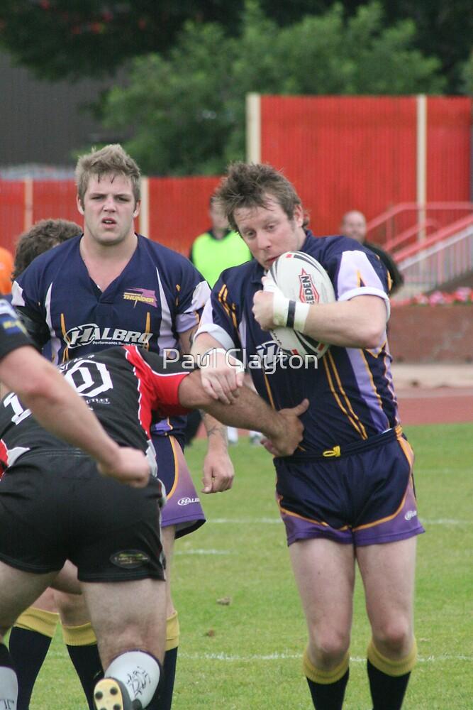 Gateshead Thunder 2007 - Stewart Sanderson by Paul Clayton