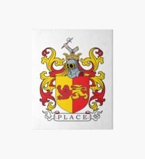 Place Coat of Arms Art Board