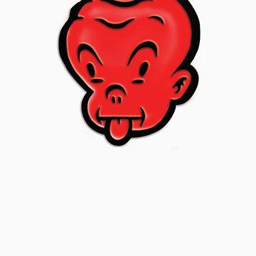 red chump head by jonkox