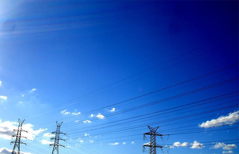 urban sky by SCANOE