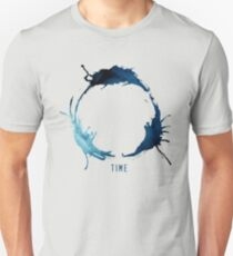 TIME (Arrival Logogram) Unisex T-Shirt