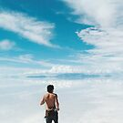 walking on air by Ryan  Austin