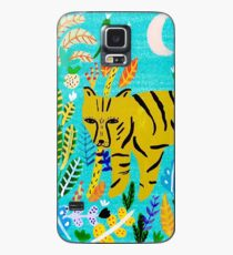 Tiger In The Jungle Case/Skin for Samsung Galaxy