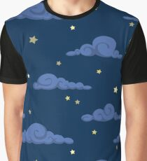 Sky Patterns Graphic T-Shirt