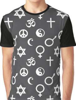 Coexist Graphic T-Shirt