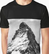 Matterhorn swiss mountain | Globetrotter #home #lifestyle Graphic T-Shirt