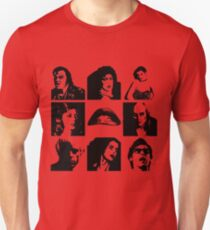 Rocky Horror Show Characters Unisex T-Shirt