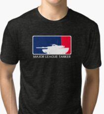 Major League Tanker Tri-blend T-Shirt