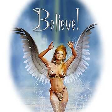 Believe! by VelvetMoxie