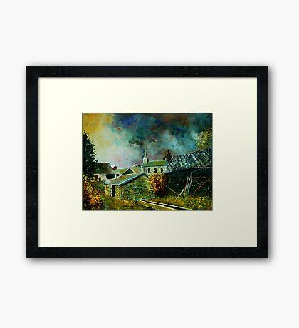 baillamont 2 Framed Print