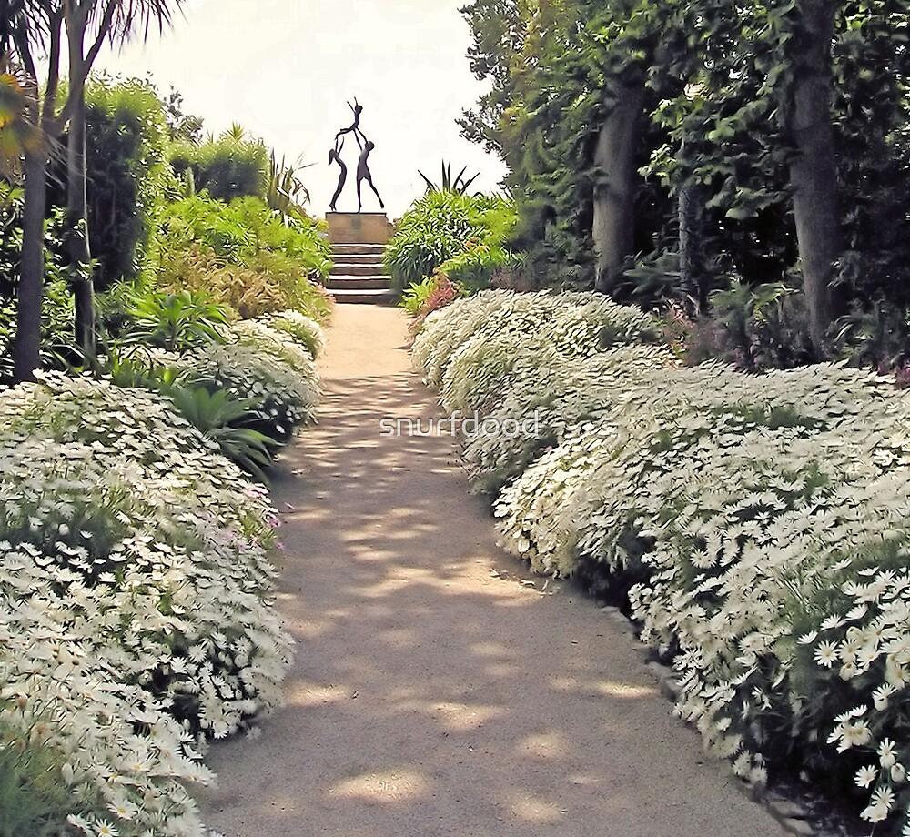 The Secret Garden by snurfdood