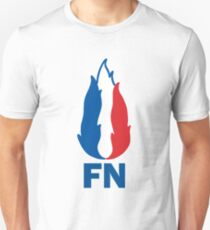 Flame du front national Unisex T-Shirt
